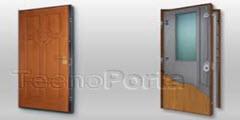 convertemos portas blindadas de chaves de duplo palhetão para sistema de segurança com chaves de cilindro