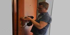 Reparações de portas e fechaduras