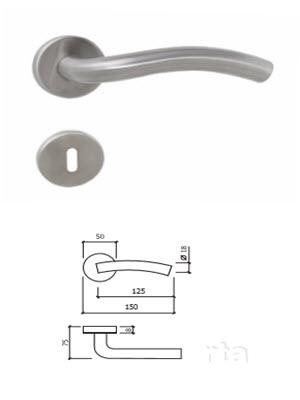 puxador inox tecnoporta 8021