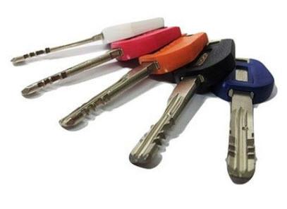 Conjunto de 5 chaves Tokoz