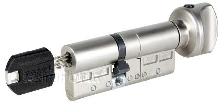 cilindro de segurança tokoz pro 300 com chave / botão