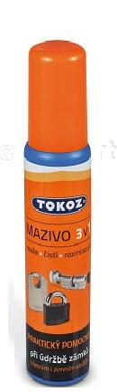 óleo 3 em 1 tokoz