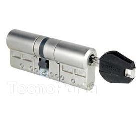 Recomendamos a instalação de cilindros de segurança Tokoz em fechaduras da marca Tesa para que tenha uma segurança absoluta contra arrombamentos por meio de gazuas, chaves falsas e ferramentas eléctricas.