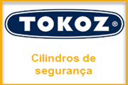 ver cilindros de segurança Tokoz