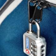 cadeados de segurança para mochilas