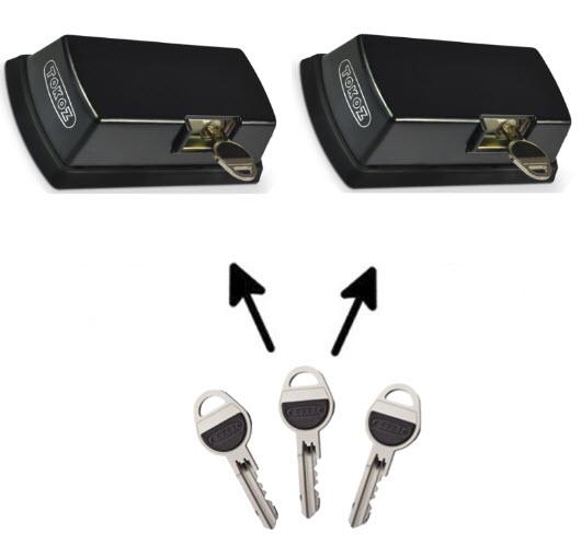 fechadura vanlock com sistema tech