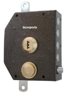 Fechadura glk de segurança com 5 chaves de bomba