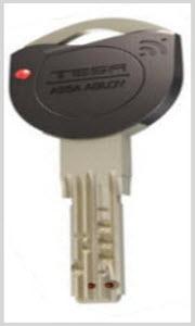 Chave Tesa modelo TX80