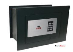 Cofres de máxima segurança serie gamma para embutir na parede