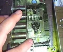assistência para reparações de todos os modelos de fechaduras instaladas em todos os modelos de portas