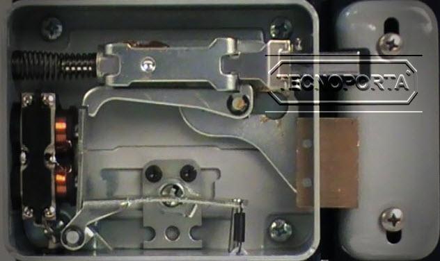 reparação de trinco eléctrico