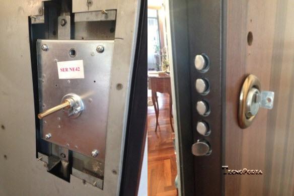 reparações de portas e fechaduras Dierre