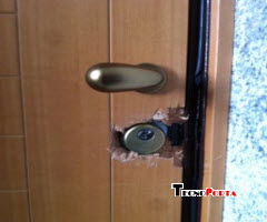 Reparações de Portas Blindadas