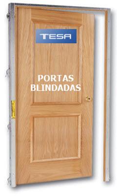 Portas Blindadas Tesa