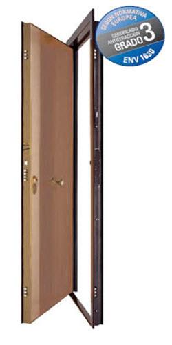 Porta blindada tesa s2