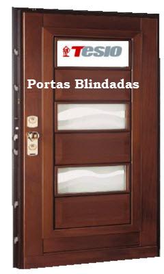Portas Blindadas Tesio - Maxima qualidade italiana em Portas Blindadas, clique e veja os nossos modelos de portas blindadas Tesio