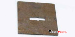 chapa de aço  magnésio para garantir segurança contra furações através de ferramentas eléctricas