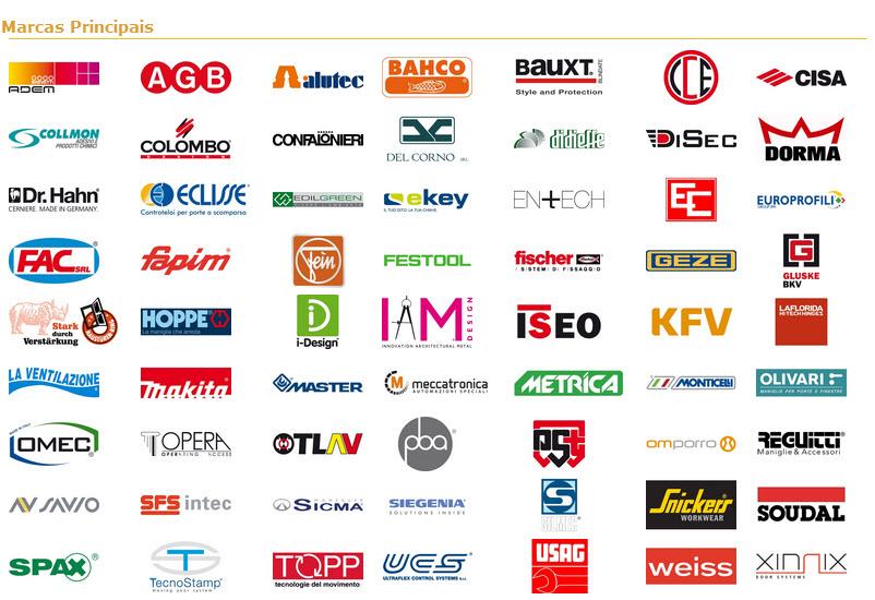 marcas principais de acessórios para portas blindadas e fechaduras