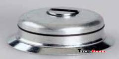 espelho de segurança para fechaduras com cilindro e respectiva aba de segurança para resistência a ataques por meio de tubos ou alavancas