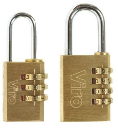 Cadeados com segredo