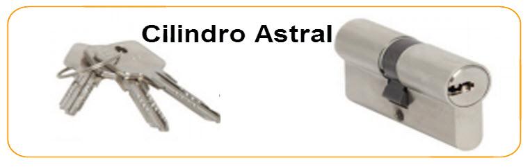 CILINDRO CISA MODLEO ASTRAL COM 3 CHAVES DE PONTOS A PREÇOS ECONOMICOS