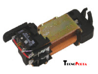bobine com micro para video porteiro