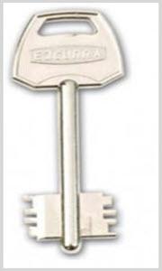 chaves ezcurra de duplo palhetão