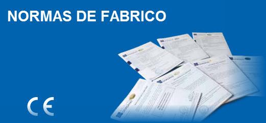 CERTIFICADOS DE FABRICO DAS PORTAS CORTA FOGO