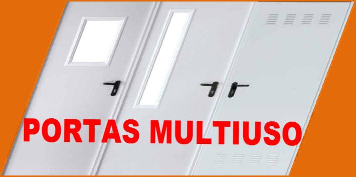 Portas multiusos Tecnoporta