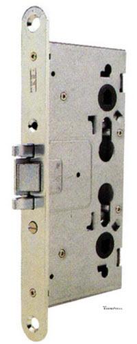 fechadura reversível para portas corta fogo