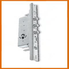 Fechadura estreita para portas e portadas blindadas dierre