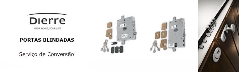 serviço ao domicilio para conversão de chaves de duplo palhetão no novo sistema de cilindro
