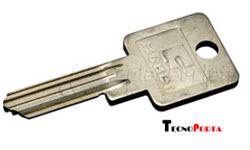 chave fichet modelo titan