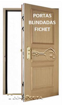 Portas Blindadas Fichet