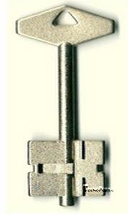 Chave de duplo palhetão marca Ital