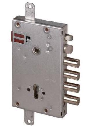 Fechadura Eléctrica para portas Blindadas