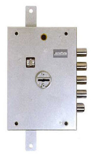 fechadura dierre com sistema de chaves mia para portas blindadas dierre modelo asso 5