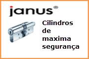 cilindros de máxima segurança Janus