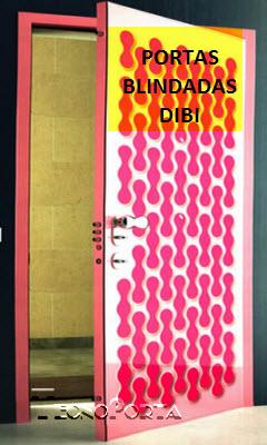 Para ver as Portas Blindadas DIBI clique aqui