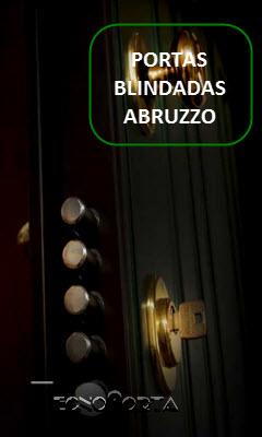 Portas blindadas Abruzzo
