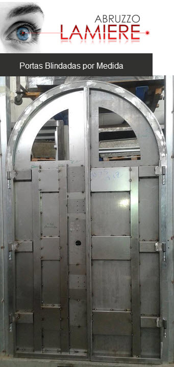 Portas Blindadas Abruzio
