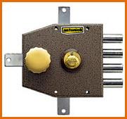 fechaduras com chaves de duplo palhetão