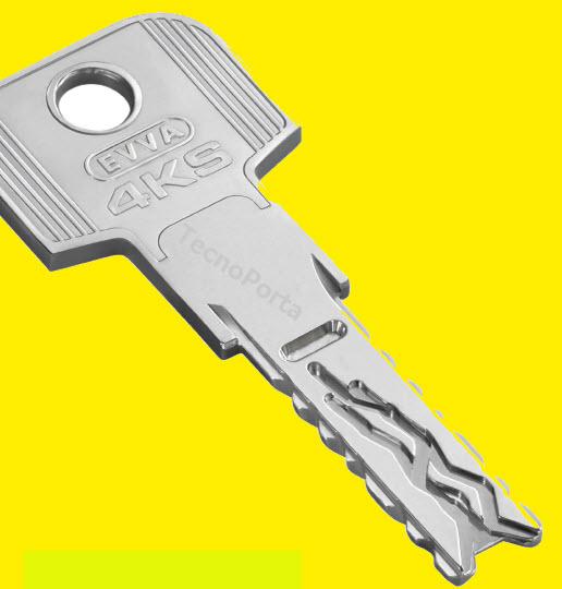 Cilindros e chaves evva sistema 4ks patenteado até 2035 brevemente