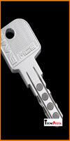 chaves e cilindros evva