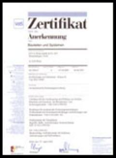 Certificado evva 3ks