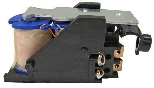 Bobine cisa tradicional para a maioria de fechaduras eléctricas Cisa