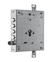 Fechadura Mul-t-lock de 1 cilindro