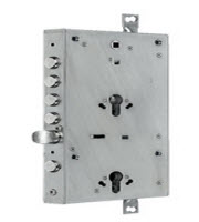 fechadura mul-t-lock para 2 cilindros