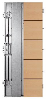 Porta blindada Tecnoporta modelo EXtra