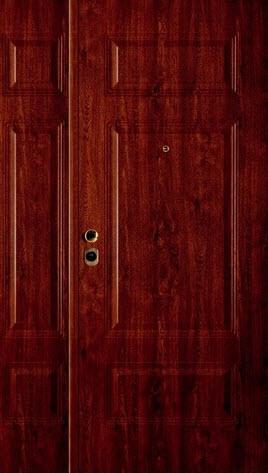 Modelo T5 é fabricado em alumínio com acabamento a imitar madeira da cor de mogno para portas blindadas Portrisa e Tecnoporta que estejam viradas para o exterior. Este modelo de painel é indicado para portas blindadas com painel lateral fixo ou móvel